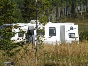 Family Travel Trailer