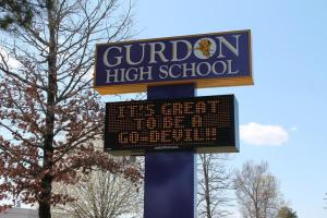 Photo Taken From:  Gurdon High School Page