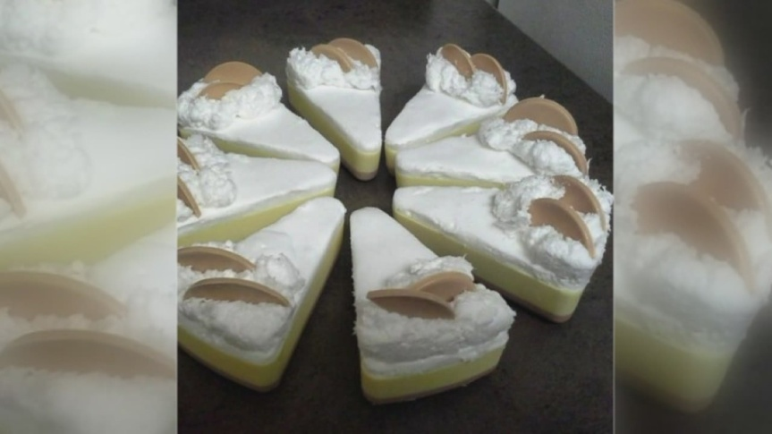 11 year old's soap business helps thehomeless
