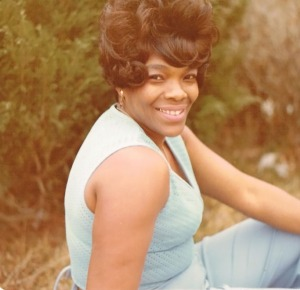 My mom Gloria Mae - Photographer:  Unknown