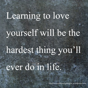 Loving Yourself Quotes