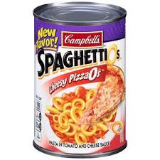 Spaghettios cheesy Pizzaes